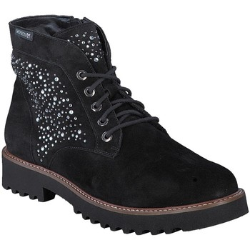 Chaussures Boots Mephisto Bottines SIBILE SPARK Noir