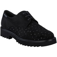 Chaussures Femme Derbies Mephisto Derbies SYLVANA noirs Noir