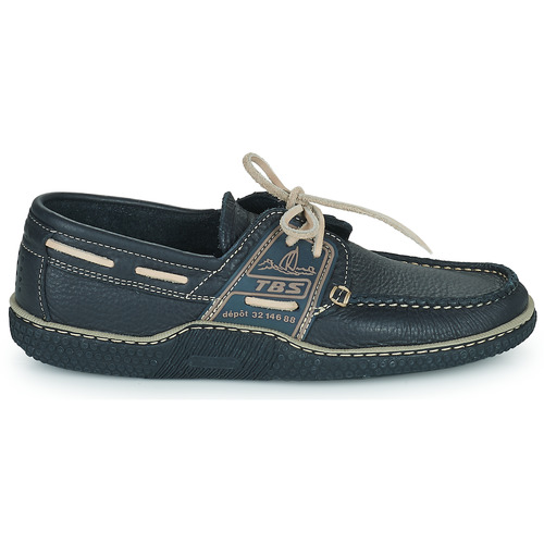 Tbs Globek Marine - Livraison Gratuite- Chaussures Bateau Homme 12900