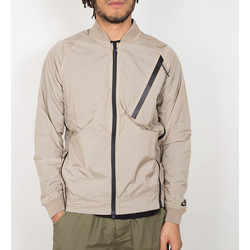 Vêtements Homme Vestes / Blazers Nike Nike Tech Hypermesh Varsity Jacket - Khaki / White / Black 534