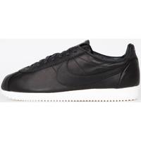 Chaussures Homme Baskets basses Nike Nike Classic Cortez Premium QS TZ - Black / Black - Sail 38