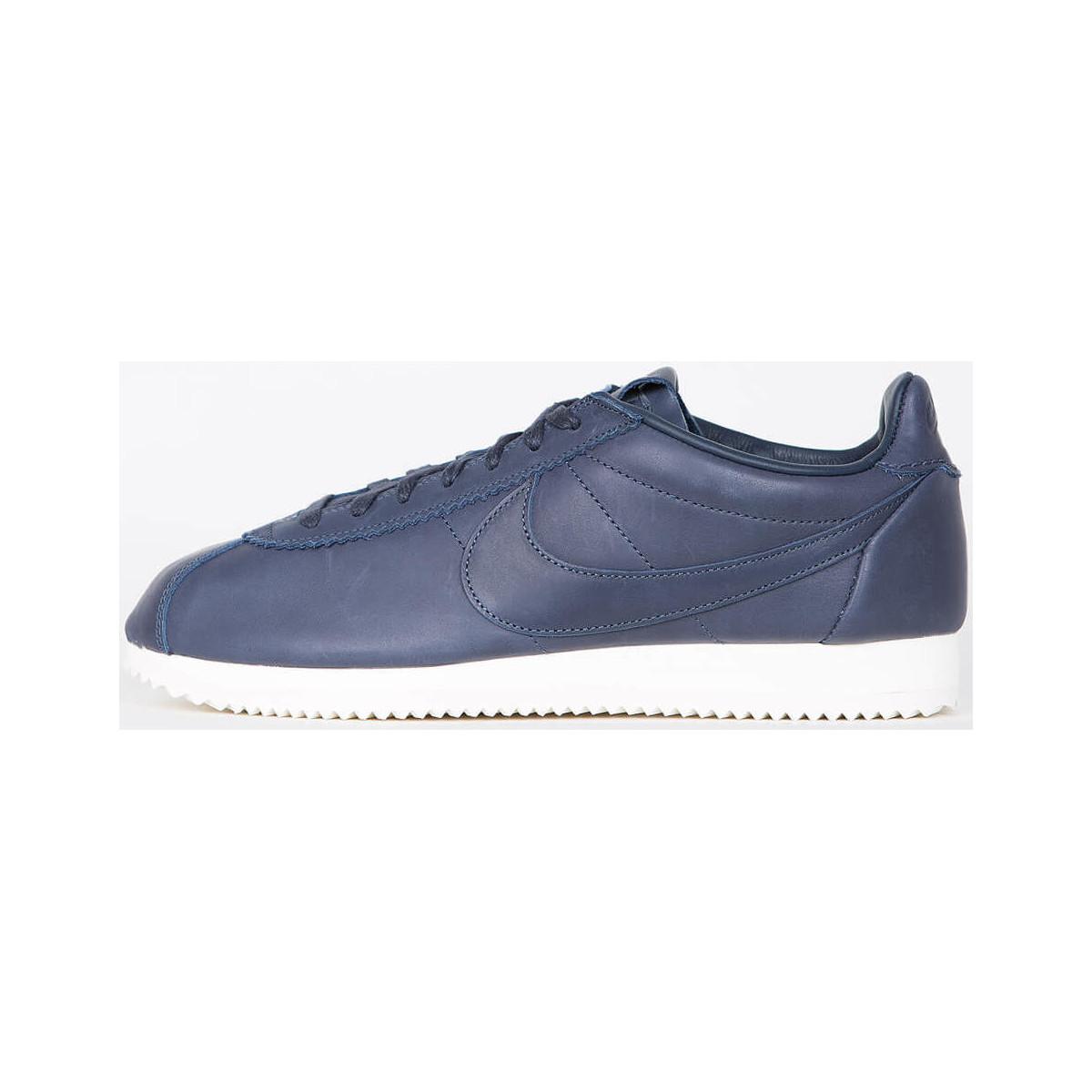 reputable site f2c2c 79ee5 Nike Nike Classic Cortez Premium QS TZ 534 - Chaussures Baskets basses Homme  69,00 €