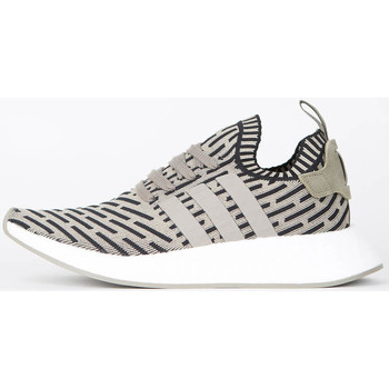 Chaussures Homme Baskets basses adidas Originals NMD_R2 PK  - Trace Cargo / Trace Cargo / Core Black 534