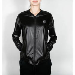 Vêtements Femme Vestes Nike Nike Wmns Court Jacket - Black / White 38