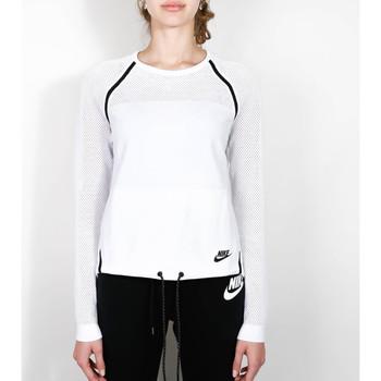 Vêtements Femme Pulls Nike Nike Wmns Tech Knit Crew 1
