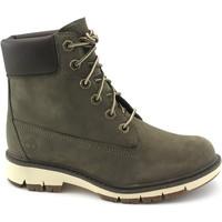 Chaussures Femme Chaussures de travail Timberland TIM-I18-0A1SC5-ON Verde