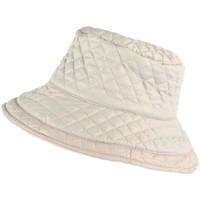 Accessoires textile Femme Chapeaux Nyls Création Grand chapeau Pluie Gris Femme Rayny Gris