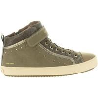 Chaussures Fille Baskets montantes Geox J744GI 0AFEW J KALISPERA Beige