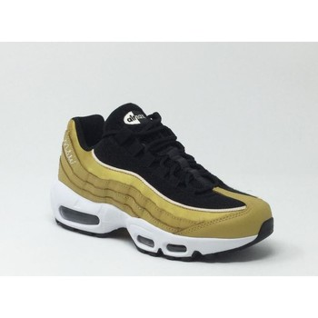 Chaussures Baskets mode Nike AIR MAX 95 OR/NOIR Doré