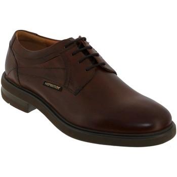 Chaussures Homme Derbies Mephisto Olivio Marron cuir