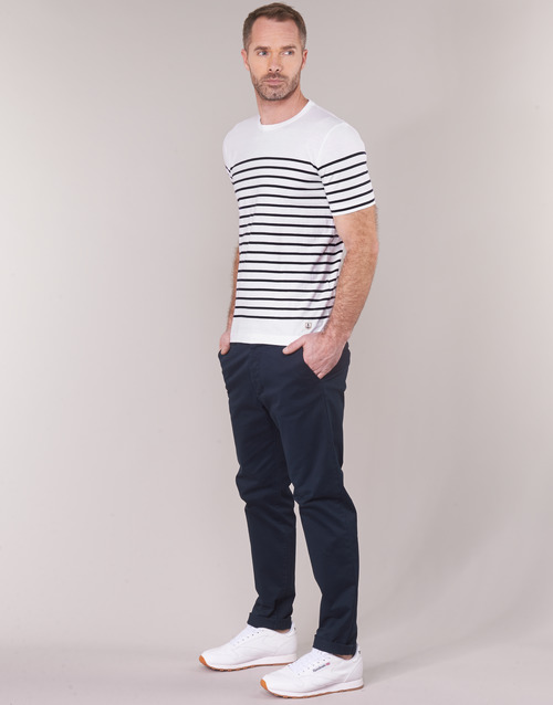 BlancMarine T Homme Lux Manches Courtes Yayalout shirts Armor zVGMqSUp