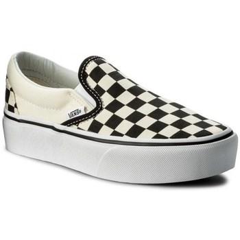 Chaussures Femme Slip ons Vans Classic Slipon Platform