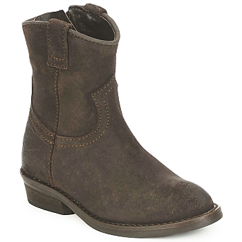 Bottines / Boots Hip GARDU Brun 350x350
