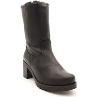 Chaussures Femme Bottes Giorda  Negro