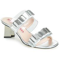 Chaussures Femme Sandales et Nu-pieds Minna Parikka FELIZ Argenté