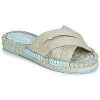 Chaussures Femme Sandales et Nu-pieds Miss L'Fire BOHEME Bleu