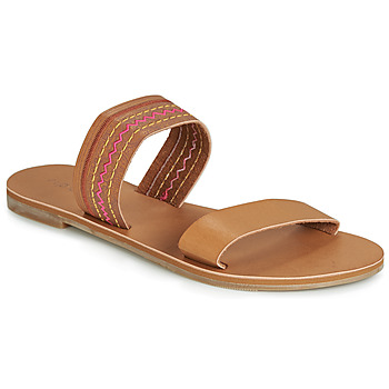 Chaussures Femme Tongs Rip Curl TALLOWS Marron