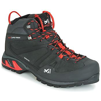 Chaussures Homme Randonnée Millet SUPER TRIDENT GTX Noir / Rouge