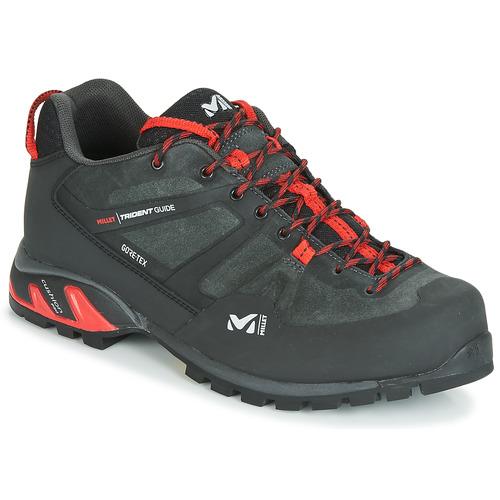 Chaussures Homme Randonnée Millet TRIDENT GUIDE GTX Noir / Rouge