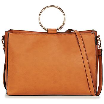 Sacs Femme Cabas / Sacs shopping André JANNA Camel