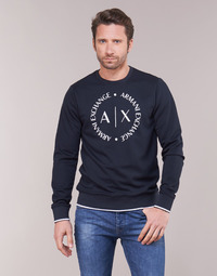 Vêtements Homme Sweats Armani Exchange HERBARI Noir