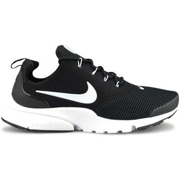 Chaussures Homme Baskets basses Nike Presto Fly Noir Noir