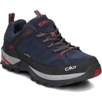 Chaussures Homme Baskets basses Cmp Rigel Low Bleu marine-Noir