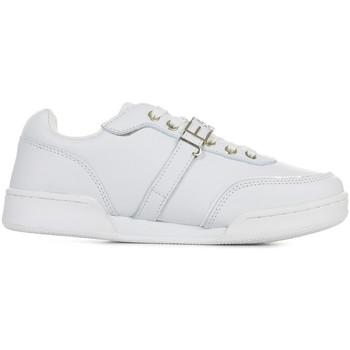 Chaussures Femme Baskets basses Versace Linea Fondo Book Dis 1 blanc