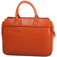 Sacs Femme Sacs ordinateur Gerard Henon Porte-ordinateur collection TWIST 16233 Orange