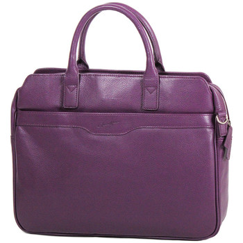 Sacs Femme Sacs ordinateur Gerard Henon Porte-ordinateur collection TWIST 16233 Violet