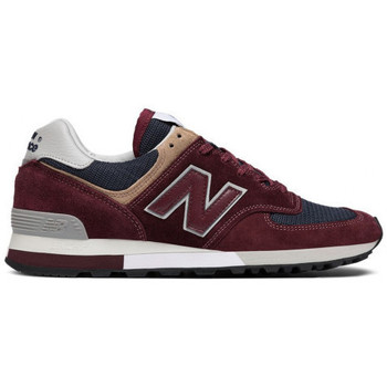 Chaussures Homme Baskets basses New Balance Baskets  OM576 - OM576-8 Bordeaux