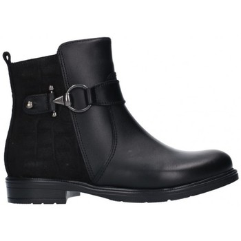 Bottines Enfant yowas 20915 niña negro