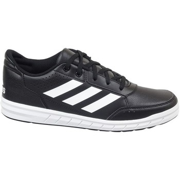 Chaussures Enfant Baskets basses adidas Originals Altasport K Noir