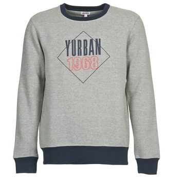 Vêtements Homme Sweats Yurban CEDRIC Gris