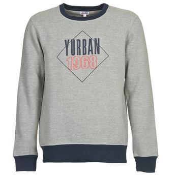 Sweats & Polaires Yurban CEDRIC Gris 350x350