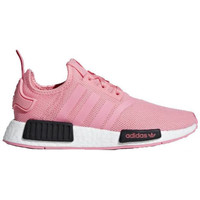 Chaussures Fille Baskets basses adidas Originals Baskets Junior  NMD R1 J - B42086 Rose