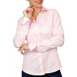 Vêtements Femme Chemises / Chemisiers Andrew Mc Allister chemise imprimee hermione rose Rose