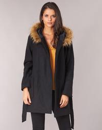 Vêtements Femme Manteaux Betty London JORREY Noir