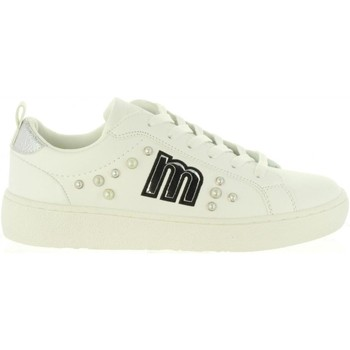 Chaussures Femme Baskets basses MTNG 69360 Blanco