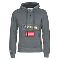 Vêtements Homme Sweats Geographical Norway GYMCLASS Gris