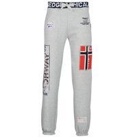 Vêtements Homme Pantalons de survêtement Geographical Norway MYER Gris