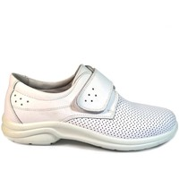 Chaussures Femme Mocassins Luisetti Zapatos Profesional  0025 Berlin Blanco blanc