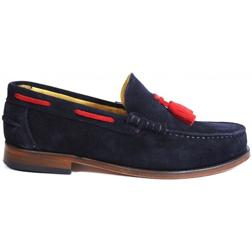 Chaussures Homme Chaussures bateau La Valenciana ZAPATOS  2011 MARINO bleu