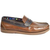 Chaussures Homme Chaussures bateau La Valenciana ZAPATOS  1694 CUERO Marron