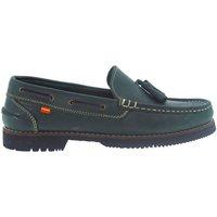 Chaussures Homme Chaussures bateau La Valenciana ZAPATOS APACHE  MONTIJO VERDE vert