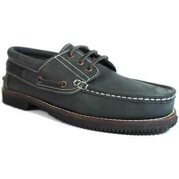 Chaussures Homme Chaussures bateau La Valenciana ZAPATOS LÍNEA APACHE CORDÓN AZUL bleu