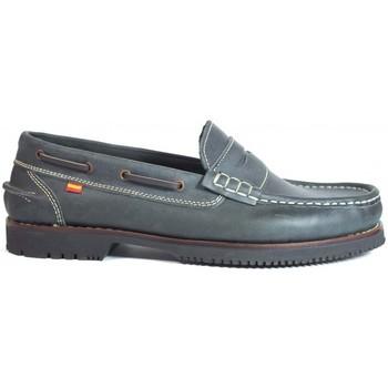 Chaussures Homme Chaussures bateau La Valenciana ZAPATOS LÍNEA APACHE ANTIFAZ MARINO bleu