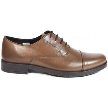 Chaussures Homme Derbies La Valenciana ZAPATOS  2180 MARRÓN Marron