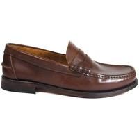 Chaussures Homme Mocassins La Valenciana ZAPATOS  2402 PULL BEIRAO Marron