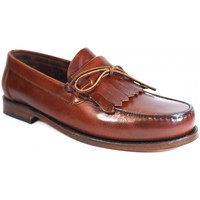 Chaussures Homme Mocassins La Valenciana ZAPATOS  2508 PULL BEIRAO Marron